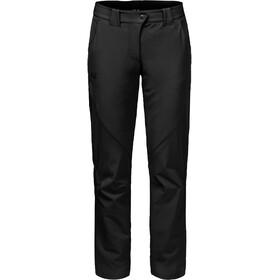 Jack Wolfskin Chilly Track XT lange broek Dames zwart
